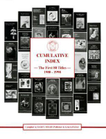 Inner City Books Cumulative Index : The First 80 Titles