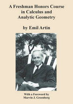 A Freshman Honors Course in Calculus and Analytic Geometry - Emil Artin