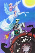 Behold a Pale Horse : Exposing the New World Order - Milton William Cooper