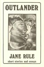 Outlander - Jane Rule
