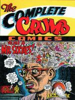 The Complete Crumb Comics : Mr.Sixties Volume 4 - Robert Crumb