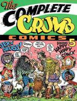 Complete Crumb Comics : No. 5 - Robert Crumb