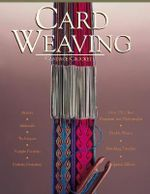 Card Weaving - Candace Crockett