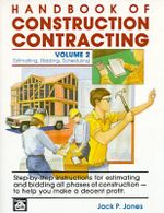 Handbook of Construction Contracting Vol. 2 - Jack Payne Jones
