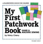 My First Patchwork Book Kit : Hand & Machine Sewing : Kit - Winky Cherry