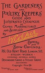 The Gardeners' and Poultry Keepers' Guide - William Cooper Ltd
