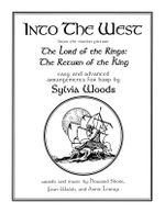 Into the West from the Lord of the Rings : Arranged for Harp