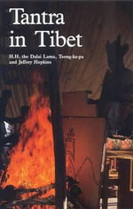 Tantra in Tibet : Wisdom of Tibet Series - H.H. the Dalai Lama Tsong-Ka-Pa