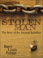 Stolen Man : The Story of the Amistad Rebellion - Barry Louis Polisar