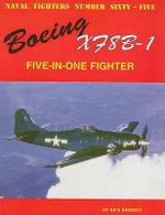Boeing XF8B-1 Five-In-One Fighter : Naval Fighters - Rick Koehnen