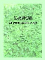 Lance a Child's Garden of Evil - Charles Ray