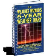 The Weather Wizard's 5-Year Weather Diary : 425 Simple Strategies for Smart Living - Mary Hunt