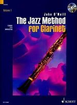 Jazz Method for Clarinet - John O'Neill