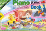 Progressive Piano for Young Beginners : Book 3 / CD Pack - Gary Turner