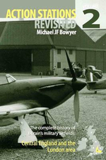 Action Stations Revisited : Central England and London v.2 - Michael J.F. Bowyer