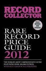 Rare Record Price Guide 2012