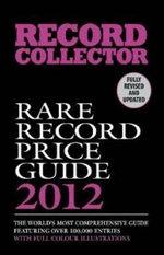 Rare Record Price Guide 2012
