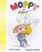 Moppy is Happy - Jane Asher