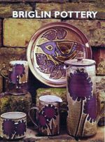 Briglin Pottery 1948-1990 : The Story of a Studio Pottery in the West End of London - Anthea Arnold