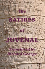 The Satires of Juvenal - Juvenal