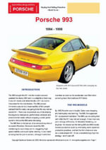Porsche 993 Buyers' Guide - Chris Mellor