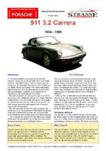 Porsche 911 3.2 Carrera Buyers' Guide - Chris Mellor