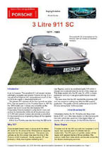 Porsche 3 litre 911 SC Buying Guide - Chris Mellor