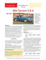 Porsche 964 Buying Guide - Chris Mellor