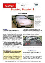 Porsche Boxster Buying Guide - Chris Mellor
