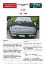 Porsche 944 Buying Guide - Chris Mellor