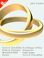 Jane Austen's Complete Novels: Sense and Sensibility WITH