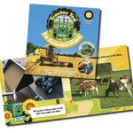 Tractor Ted in Summertime - Alexandra Heard