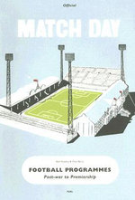 Match Day : Football Programmes - Paul Kelly