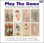 Play the Game - Ian Partridge