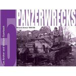 Panzerwrecks 5 : German Armour 1944-45 - Lee Archer