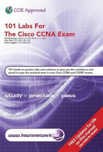 101 Labs for the Cisco CCNA Exam - Paul Browning
