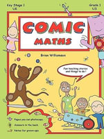 Comic Maths - Brian Williamson
