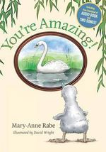 You're Amazing - Hardcover + Audio Book Download - Mary-Anne Victoria Rabe