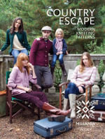 Country Escape : Modern Knitting Patterns - MillaMia