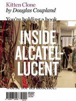 Kitten Clone : Inside Alcatel-Lucent - Douglas Coupland