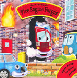 Fire Engine Fergus : Fast Forward - Jeremy Child