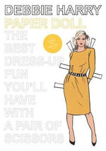 Paper Doll Debbie Harry - Mel Simone Elliott