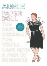 Adele Paper Doll : Cut-Out Paper Doll Book - Mel Simone Elliott