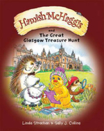 Hamish McHaggis and the Great Glasgow Treasure Hunt - Linda Strachan