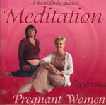 Beautifully Guided Meditation for Pregnant Women A : Spoken Word CD - Gael Drum