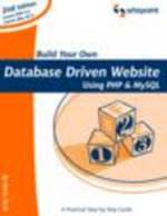 Build Your Own Database Driven Website Using PHP & MySQL - Kevin Yank
