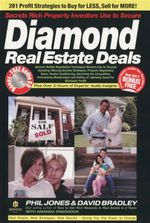 Diamond Real Estate Deals : Bonus - Free Audio CD - Phil Jones