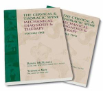 The Cervical and Thoracic Spine : Mechanical Diagnosis and Therapy - Robin McKenzie