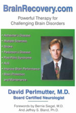 BrainRecovery.com : Powerful Therapy for Challenging Brain Disorders - David Perlmutter