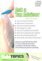 Ask a Tax Advisor - Audiotopics